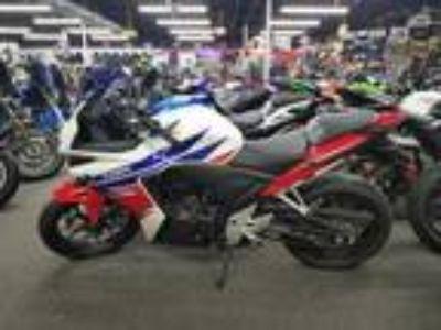 2014 Honda CBR 500R