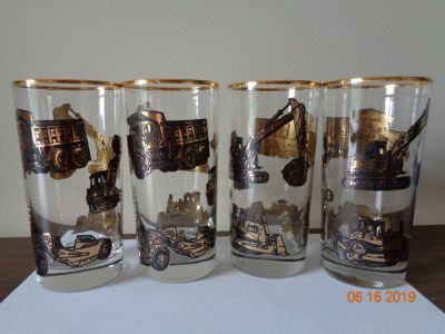 RE: Vintage & Special Edition Glassware 4 =$ 40.00