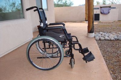 Karman  Wheel chair LT 980