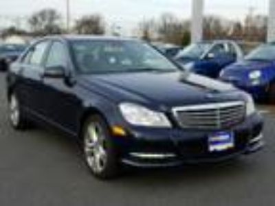 2014 Mercedes-Benz C300 Luxury