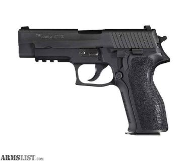 For Sale: SIG P226 (9MM)