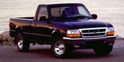 1999 Ford Ranger XLT (Oxford White Clearcoat)