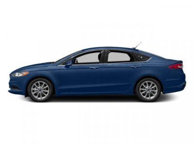 2018 Ford Fusion SE (Lightning Blue)