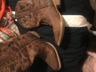 Cow boy boots