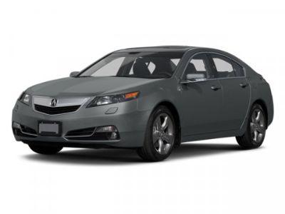 2013 Acura TL Base w/Advance (Gray)