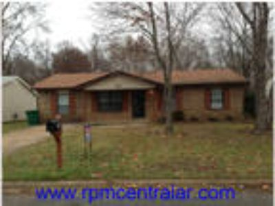 23 Brookway Ln, Sherwood AR 72120 - Affordable & updated Four BR $850/month