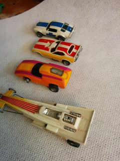 Afx H. O. Scale slot car's nice runner's