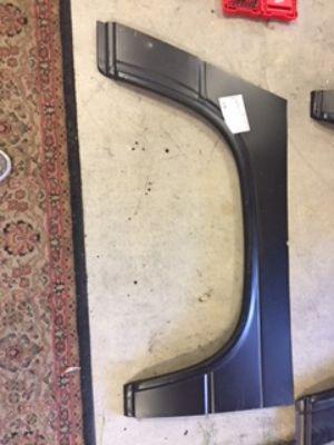 VW Vanagon Sheet metal parts