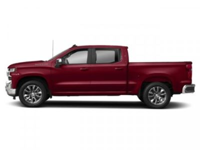 2019 Chevrolet Silverado 1500 Custom Trail Boss (Cajun Red Tintcoat)