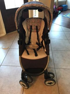 Graco fast action fold stroller