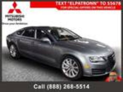 $23994.00 2012 AUDI A7 with 38388 miles!
