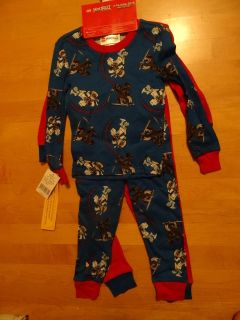 Set of Two NEW with Tags 4T Lego Sleepwear