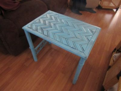nice small end table