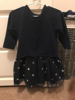 Navy colored carter s dress
