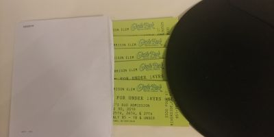 5 tickets to Castle Park FREE