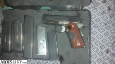 For Sale/Trade: Kimber ultra carry ll with crimson trace grips