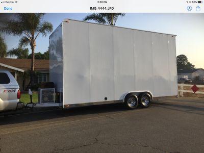 Universal Stacker trailer