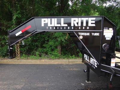 2016 Pull Rite Gooseneck Flatbed Heavy Duty