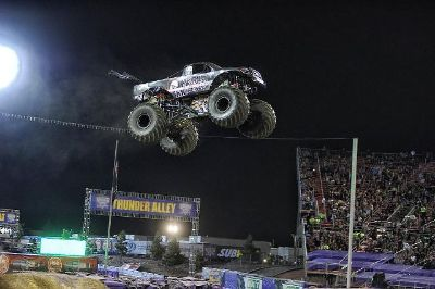 Monster Jam Tickets at Baton Rouge River Center Arena on 03082015