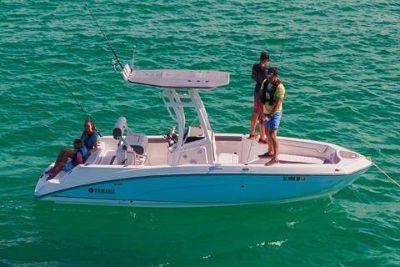 2019 Yamaha 210 FSH SPORT Jet Boats Afton, OK