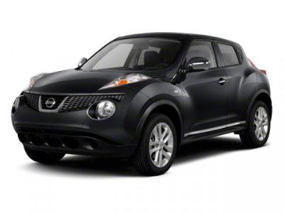2013 Nissan JUKE S (Pearl White)