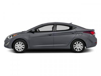 2014 Hyundai Elantra GLS (Harbor Gray Metallic)