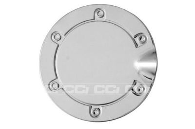 Purchase CCI GDC11 - 07-11 Dodge Caliber Chrome Stainless Steel Gas Cap Cover 1 Pc motorcycle in Tampa, Florida, US, for US $33.66