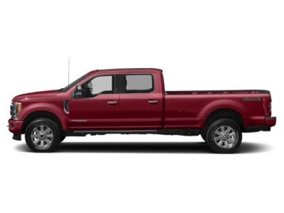 2019 Ford Super Duty F-250 4WD Crew Cab Box (Ruby Red Metallic Tinted Clearcoat)