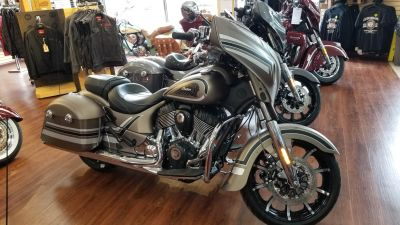 2018 Indian Chieftain Limited ABS Cruiser Motorcycles Mineola, NY