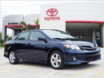 2011 Toyota Corolla Base (blue)