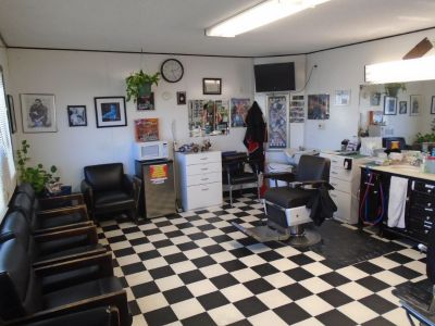 Barbershop For Rent - Taft California