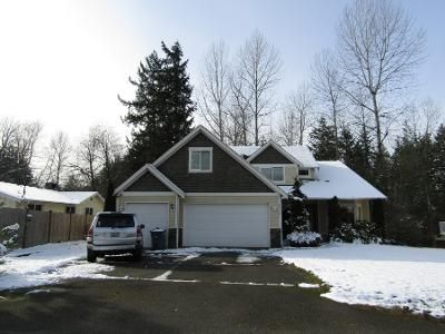 4 Bed 2.5 Bath Preforeclosure Property in Spanaway, WA 98387 - 58th Ave E
