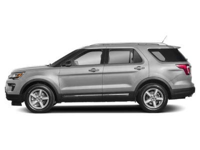 2019 Ford Explorer XLT FWD (FCTP) (Ingot Silver Metallic)