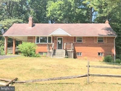 4 Bed 2 Bath Foreclosure Property in Accokeek, MD 20607 - Maple Dr