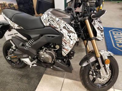 2017 Kawasaki Z125 Pro Sport Motorcycles Wilkes Barre, PA