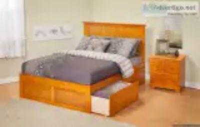 PLATFORM BEDS wstorage from Beds-N-More