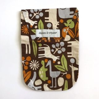 Diapees & Wipes Bag