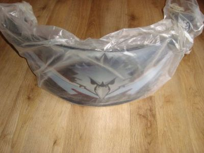 Purchase NEW Kimpex Polaris Creature Hawk Windshield Chrome 06-200-50 EDGE XC SP Pro X motorcycle in Green Bay, Wisconsin, United States, for US $100.00