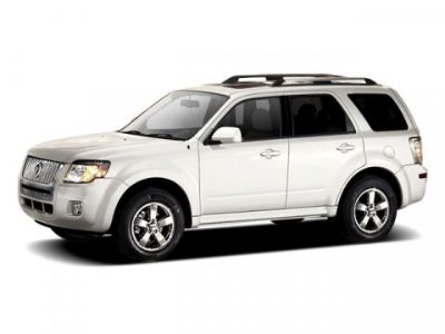 2010 Mercury Mariner Premier I4 (Gray)