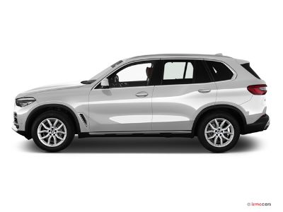 2019 BMW X5 xDrive40i (Mineral White Metallic)