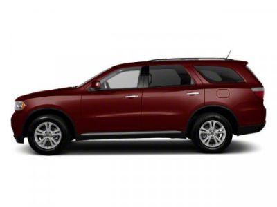 2012 Dodge Durango SXT (Deep Molten Red Pearl)