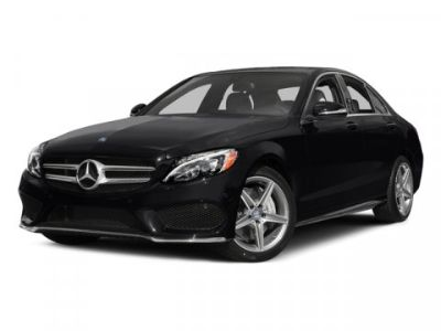 2015 Mercedes-Benz C-Class C300 4MATIC Luxury w/Nav & Pan (Iridium Silver Metallic)