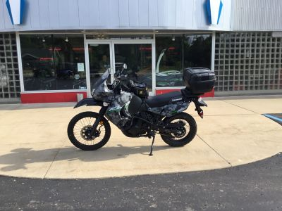 2016 Kawasaki KLR 650 Camo Dual Purpose Motorcycles South Haven, MI