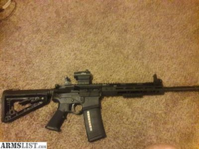 For Sale/Trade: AR-15 trade for judge