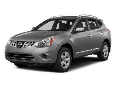 2014 Nissan Rogue S (Not Given)