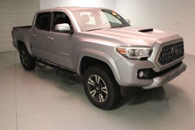 2018 Toyota Tacoma (Silver Sky Metallic)