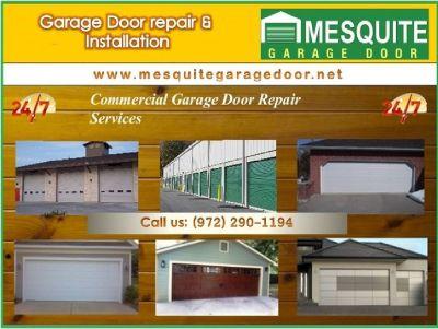 Specialist Garage Door Spring Repair Service $25.95 | Dallas, 75244 TX|$25.95