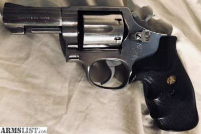 For Trade: S&W 38spl for Boat