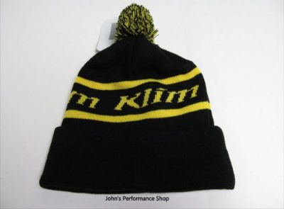 Sell Klim Bomber Beanie Black Hat 6028-001-000-000 motorcycle in Carey, Ohio, United States, for US $19.99