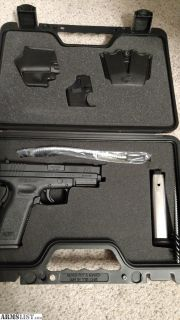For Sale/Trade: Springfield XD full size .45